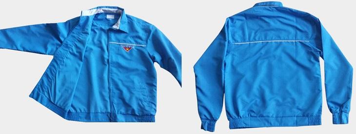 Áo khoác, áo gió đoàn thanh niên