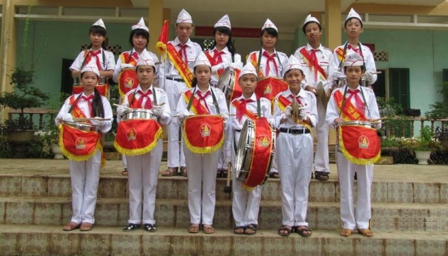 Bán đồng phục nghi thức đội tại TPHCM