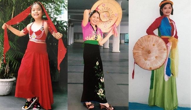 cách lựa chọn đạo cụ phù hợp với trang phục biểu diễn
