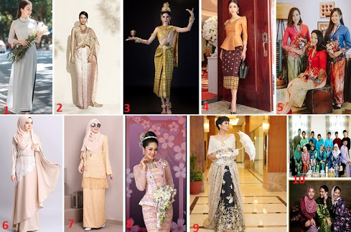 Cho thuê trang phục truyền thống các nước