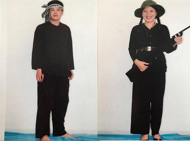 Cho thuê áo bà ba quận Bình Thạnh