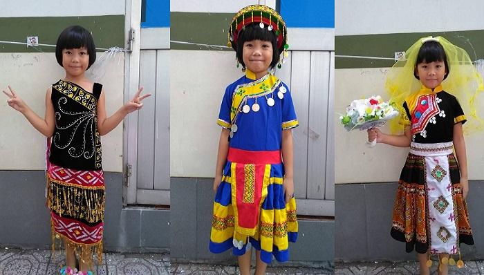 Cho thuê quần áo dân tộc quận Bình Thạnh