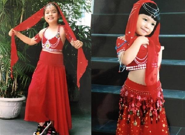 Cho thuê trang phục múa trẻ em quận Bình Thạnh