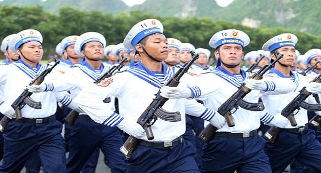 Cho thuê trang phục hải quân