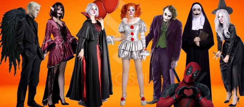 Cho thuê trang phục Halloween