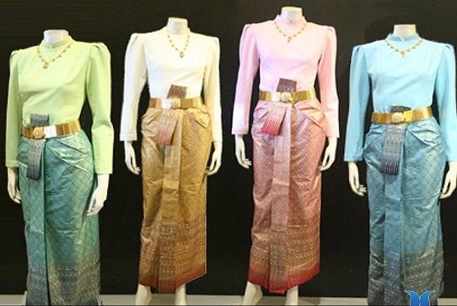 Cho thuê trang phục Thái Lan giá rẻ