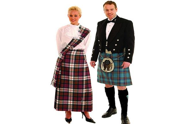 Cho thuê trang phục truyền thống của nước Anh