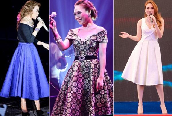 Chọn trang phục biểu diễn làm sao cho đẹp?