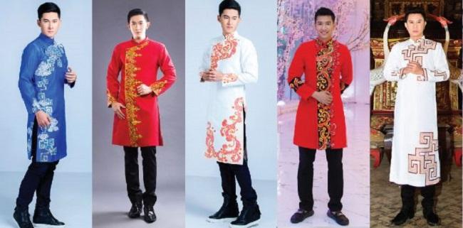 Cần mua áo dài cách tân nam nữ giá rẻ