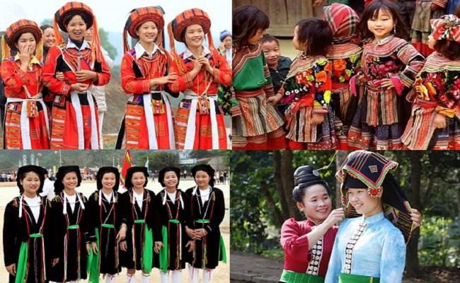 Nét độc đáo của trang phục dân tộc thiểu số