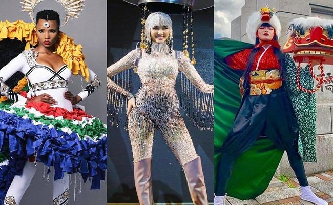 Những mẫu trang phục biểu diễn ấn tượng nhất