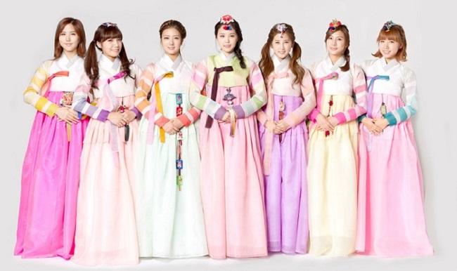Những sự thật thú vị của Hanbok