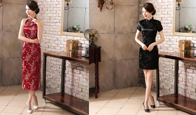 Tìm hiểu về trang phục sườn xám Trung Quốc