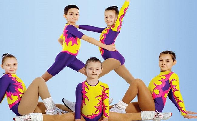 Thuê trang phục biểu diễn aerobic