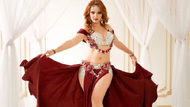 Trang phục belly dance TPHCM