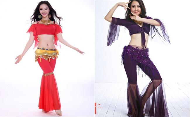 Trang phục belly dance