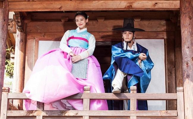 Trang phục cổ trang Hàn Quốc