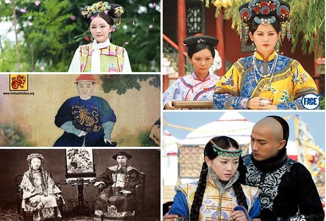 Đồ cổ trang Trung Quốc qua các thời đại