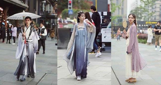 Trang phục cổ trang Trung Quốc