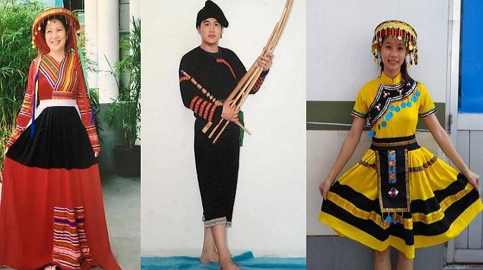 Trang phục dân tộc giá bao nhiêu tiền?