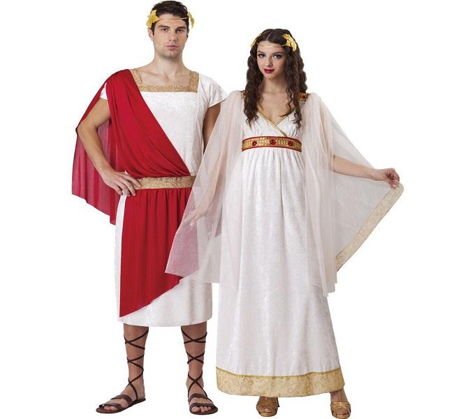 Trang phục Hy Lạp