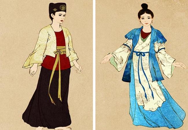Trang phục của phụ nữ Việt biến đổi thế nào qua các thời kỳ?