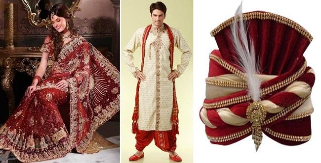 Tìm hiểu về trang phục truyền thống của Ấn Độ