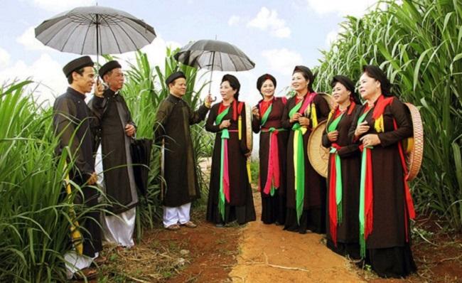 Trang phục truyền thống miền Bắc