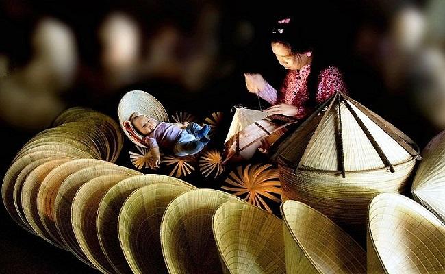 Vài nét về chiếc nón lá Việt Nam